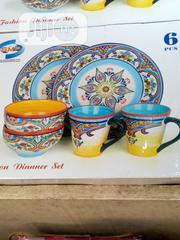 Fashion Dinner Set Cups 6pcs | Kitchen & Dining for sale in Lagos State, Lagos Island