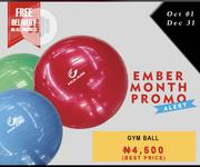 Brand New Gym Ball | Sports Equipment for sale in Lagos State, Surulere