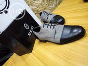 1st Class 21st Century Laced, Cooperate Leather Cap Shoe | Shoes for sale in Lagos State, Lagos Island