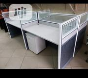 Workstation Classic Table By 4 Seaters | Furniture for sale in Lagos State, Ikeja