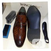 Wings Formal Leather Shoe 20% Discount Off | Shoes for sale in Lagos State, Ajah