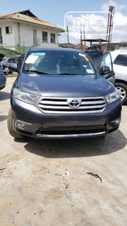 Toyota Highlander 2013 SE 3.5L 4WD Gray | Cars for sale in Oyo State, Ibadan South West