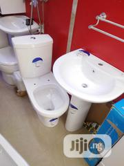 Complete England Close Couple Water Closet Toilet | Plumbing & Water Supply for sale in Lagos State, Lagos Mainland