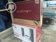 "LG 50""Inch Smart TV + Magic Remote + Satellite / LG Theater 1000watts 