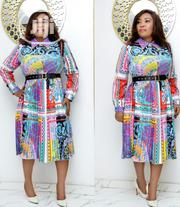 Gown Available With Belt   Clothing Accessories for sale in Lagos State, Lagos Island