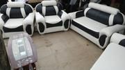 Pure Leather Sofa | Furniture for sale in Rivers State, Port-Harcourt