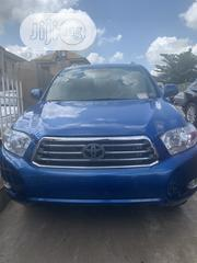 Toyota Highlander 2008 4x4 Blue | Cars for sale in Oyo State, Ibadan South West