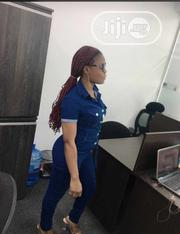 Ladies Jean Dress N Jumpsuit | Clothing for sale in Lagos State, Yaba