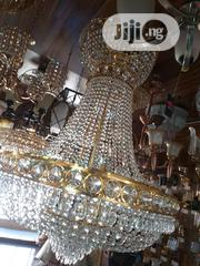 Dubai Golden Chandelier | Home Accessories for sale in Abuja (FCT) State, Utako