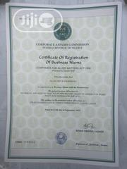 CAC Registration Of Business Name /Venture /Limited N Unlimited | Legal Services for sale in Lagos State, Surulere