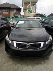 Honda Accord 2010 Black | Cars for sale in Rivers State, Port-Harcourt