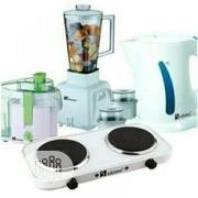 Saisho 3 in 1 Blender,Juicer, Electric Jug and Double Hot Plate | Kitchen Appliances for sale in Oyo State, Ido