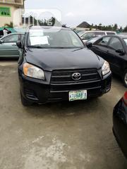 Toyota RAV4 2010 Black | Cars for sale in Rivers State, Port-Harcourt