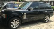 Land Rover Range Rover Vogue 2008 Black | Cars for sale in Lagos State, Ikeja