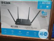 DLINK AC 1200 Wifi Gigabit Router DIR-825 | Networking Products for sale in Lagos State, Lagos Island