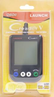 Launch Creader V Diagnostic Scanner | Vehicle Parts & Accessories for sale in Lagos State, Alimosho