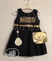 Princes Party Dress With Shoulder Bag | Children's Clothing for sale in Lagos State, Lagos Mainland