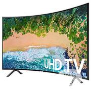 Samsung 55inches Curved UHD TV, Certified UHD | TV & DVD Equipment for sale in Lagos State, Ojo
