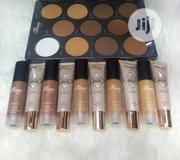 Fina Foundation and 11 in 1 Podwer Pallet | Makeup for sale in Lagos State, Amuwo-Odofin