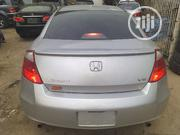 Honda Accord 2008 Coupe 3.5 EX-L Automatic Silver | Cars for sale in Lagos State, Ikeja