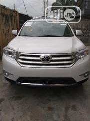 Toyota Highlander 2011 SE White | Cars for sale in Lagos State, Shomolu