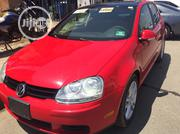 Volkswagen Golf 2007 Red | Cars for sale in Lagos State, Ikeja