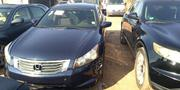 Honda Accord 2008 2.4 EX Blue | Cars for sale in Lagos State, Ikotun/Igando