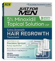 Hair Regrowth Treatment For Men - 3 Months' Supply | Hair Beauty for sale in Lagos State, Ojodu