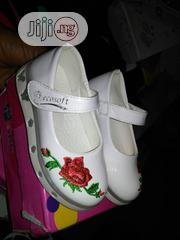 Kid's Led Shoes With Rose Design | Children's Shoes for sale in Lagos State, Lagos Mainland