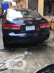 Hyundai Sonata 2008 2.4 Limited Black | Cars for sale in Lagos State, Surulere