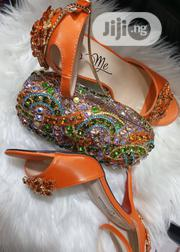 Vintage Crystal Purse and Shoes | Shoes for sale in Lagos State, Ikeja