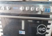 Standard 6burners Stainless Standing Gas Cooker With Oven Grill | Restaurant & Catering Equipment for sale in Lagos State, Ipaja