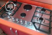 Original 6burners Stainless Built-In Gas/Electric Cooker | Restaurant & Catering Equipment for sale in Lagos State, Ojo