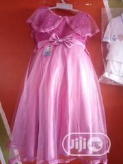Ball Gown With Net | Children's Clothing for sale in Lagos State, Agege