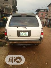 Toyota 4-Runner 2000 White | Cars for sale in Lagos State, Mushin