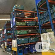 Industrial Heavy Duty Warehouse Pallet Racking System | Building Materials for sale in Lagos State, Lagos Mainland