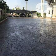 Professional Concrete Stamped Floor Installation | Building & Trades Services for sale in Lagos State