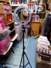 12inches Rechargeable Ring Light | Tools & Accessories for sale in Lagos State, Amuwo-Odofin