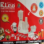 Rico. Food Processor- Fp-101-700watts | Kitchen Appliances for sale in Lagos State, Lagos Mainland