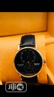Leather Wrist Watch | Watches for sale in Lagos State, Lagos Island