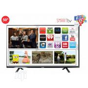 Rite Tek 50-inch Android Smart TV (Smart Air Remote & Voice Control) | TV & DVD Equipment for sale in Ondo State, Iju/Itaogbolu