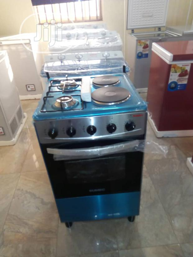 Buy Ur Original Sumec 2by2gas Cooker & Oven With 2 Years Warranty