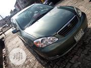 Toyota Corolla Sedan 2005 Green | Cars for sale in Rivers State, Port-Harcourt