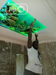 Stretch Ceiling 3d Ceiling | Building & Trades Services for sale in Lagos State, Ikeja