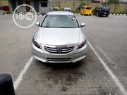 Honda Accord 2012 Sedan EX-L Silver | Cars for sale in Lagos State, Amuwo-Odofin