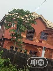 Dis Is 3bedroom Up And 2bedroom Down On Half Plot Of Land | Houses & Apartments For Sale for sale in Lagos State, Ikorodu