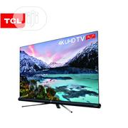 TCL 55-inch 4k Android Smart UHD TV With Harmon Kardon Speakers | TV & DVD Equipment for sale in Ondo State, Akure