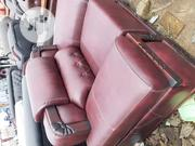 Brand New Home Made Sofa With Good Quality Leather | Furniture for sale in Lagos State, Ojo