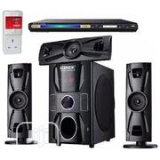 Djack 3.1 Bluetooth Home Theatre System ,DVD Player + Power Surge | Audio & Music Equipment for sale in Ogun State, Ijebu Ode