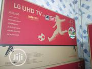 LG 43inches Smart Led 4k Televisions | TV & DVD Equipment for sale in Lagos State, Ojo